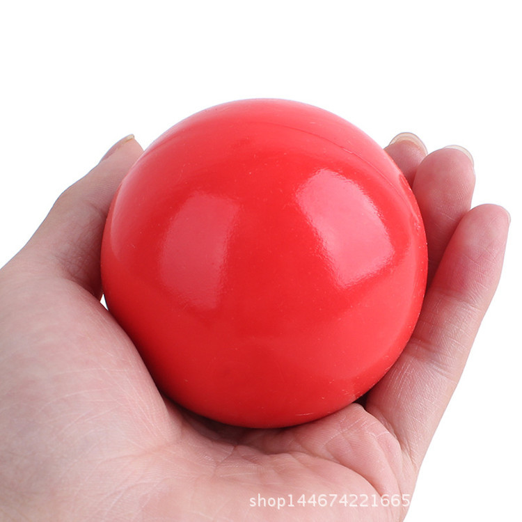 Simple Bite-Resistant Bouncy Ball for Pets Play Day Supplies
