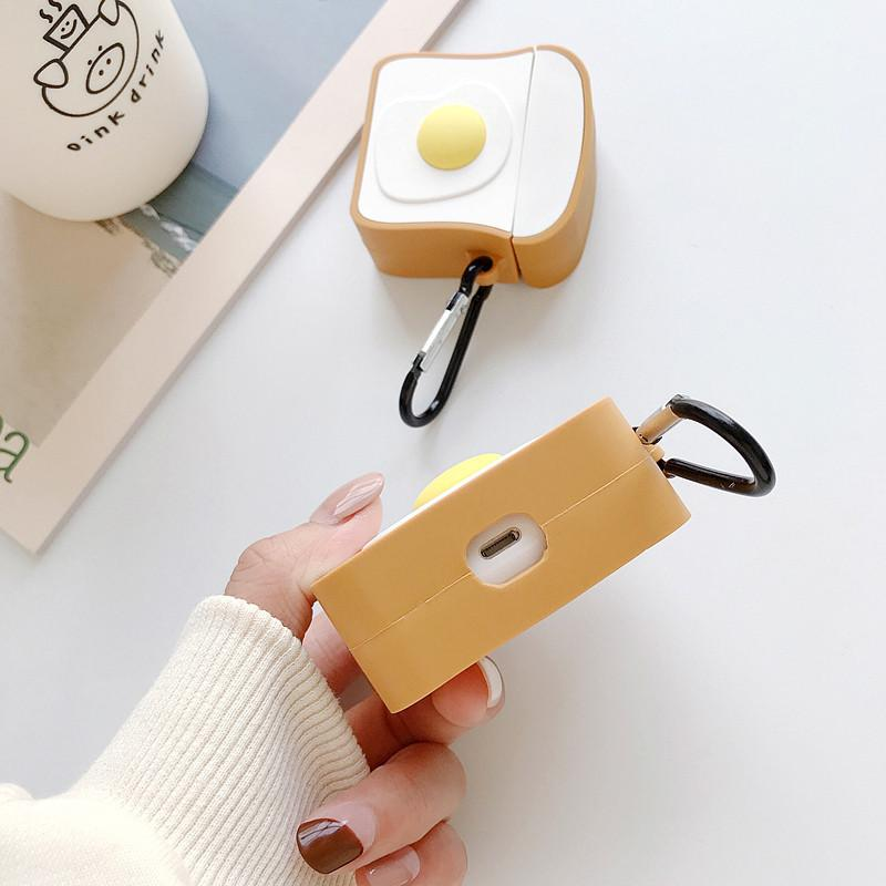 Toasted Egg AirPods Case
