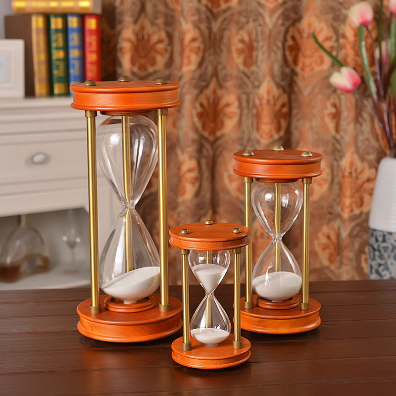 Creative Hourglass for Study Tables