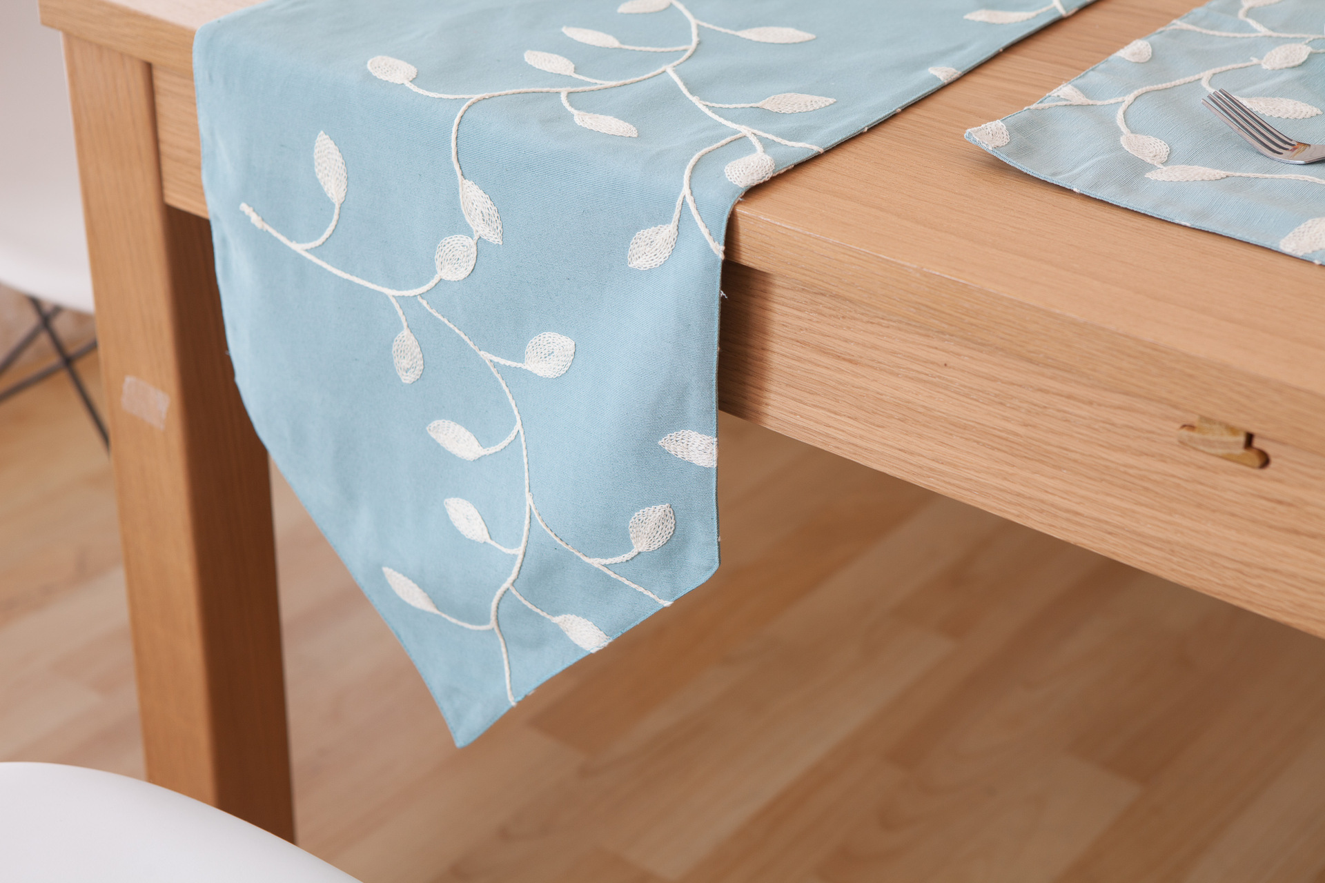 Decorous Embroidered Tablecloth for Must-Have Home Accessories