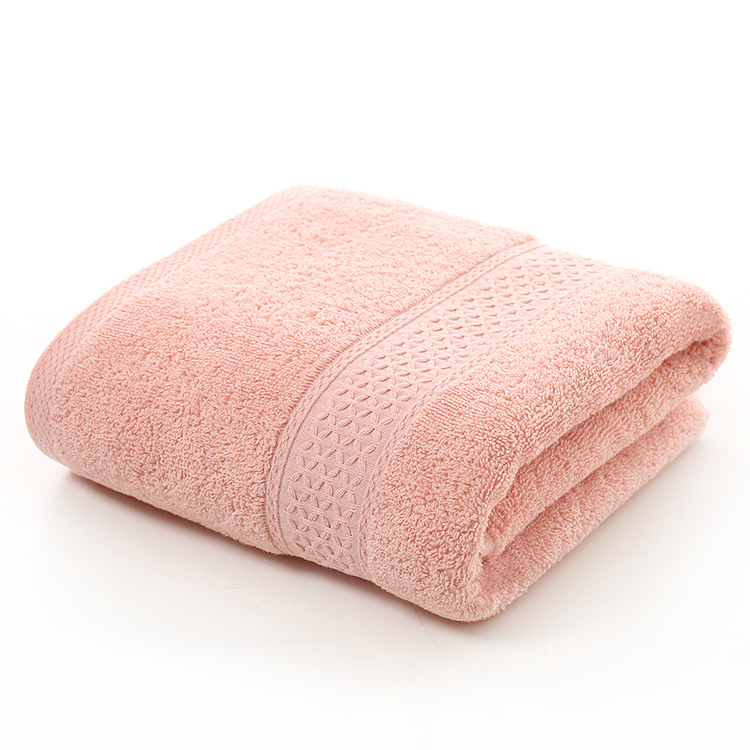 Soft Thick Cotton Bath Towel for Hotel Towels
