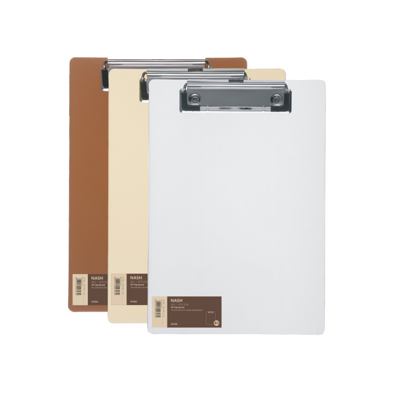 Lightweight Clipboard for Holding Papers in Place
