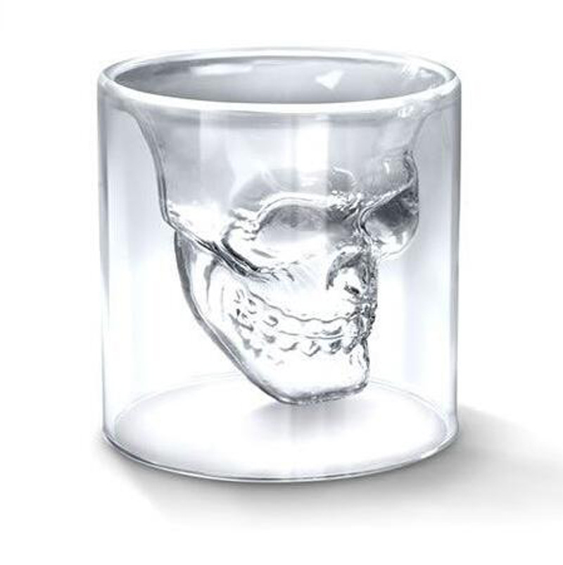 Amazing Skull Shot Glass for Halloween Party