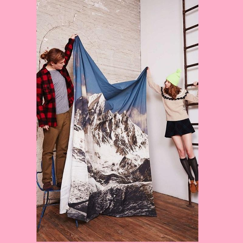 Himalayan Avalanche Tapestry