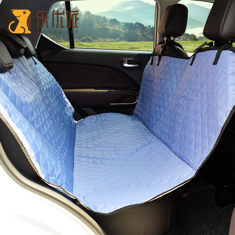 Easy-Care Lightweight Car Pet Mat for Worry-Free Travel with Pets