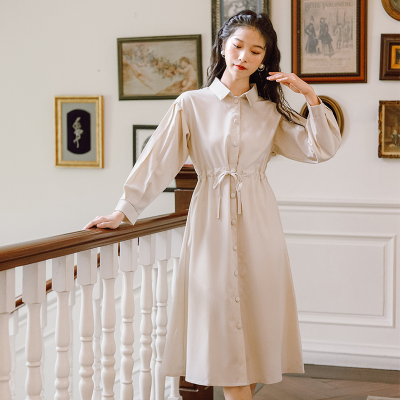 Simple and Elegant Dress for Business Trips
