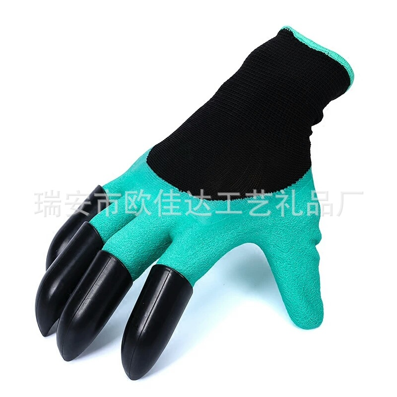 Useful and Durable Latex Gloves for Planting