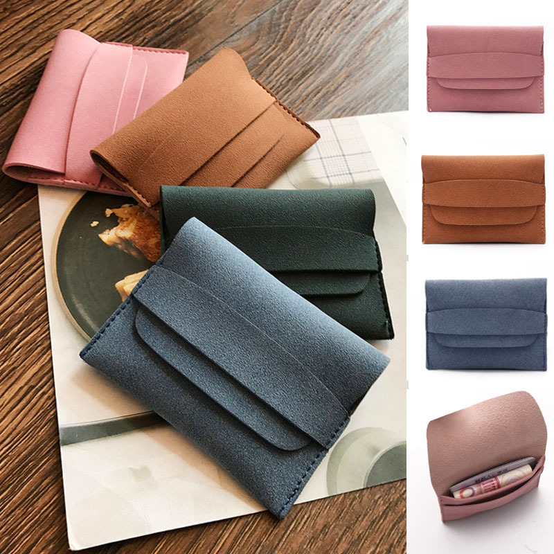 Classic Plain Wallet for Everyday Get-Ups