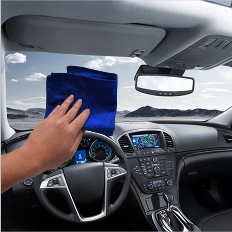 Classic Car Glass Cleaning Towel