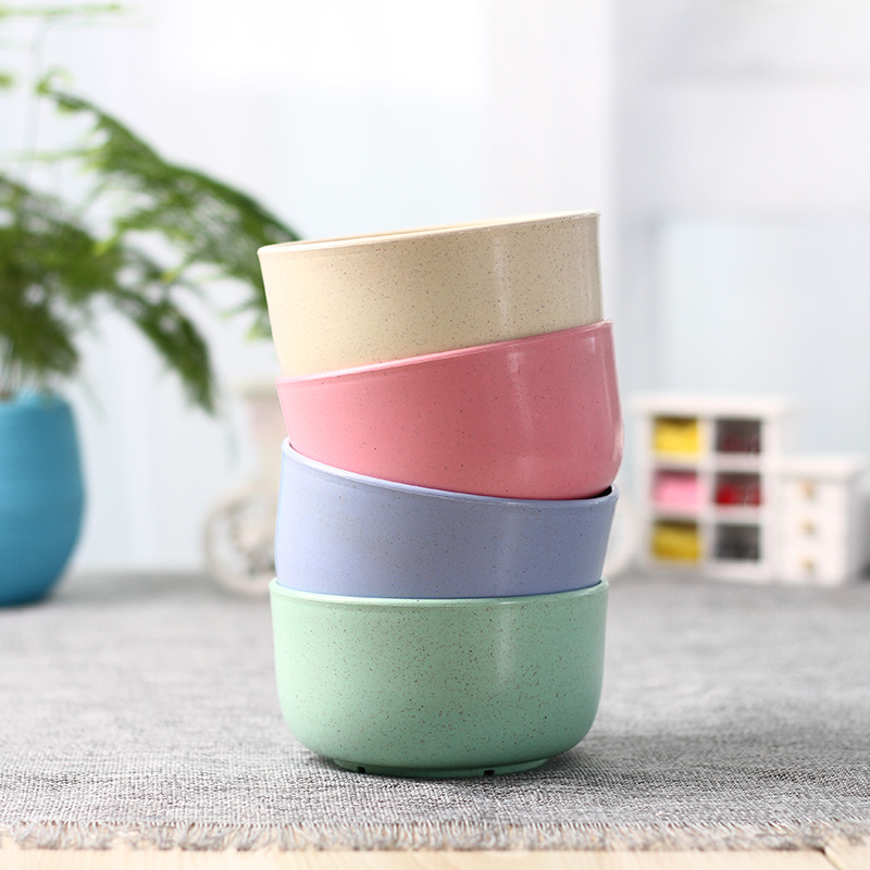 Eco-Friendly Pastel Bowl for Dining