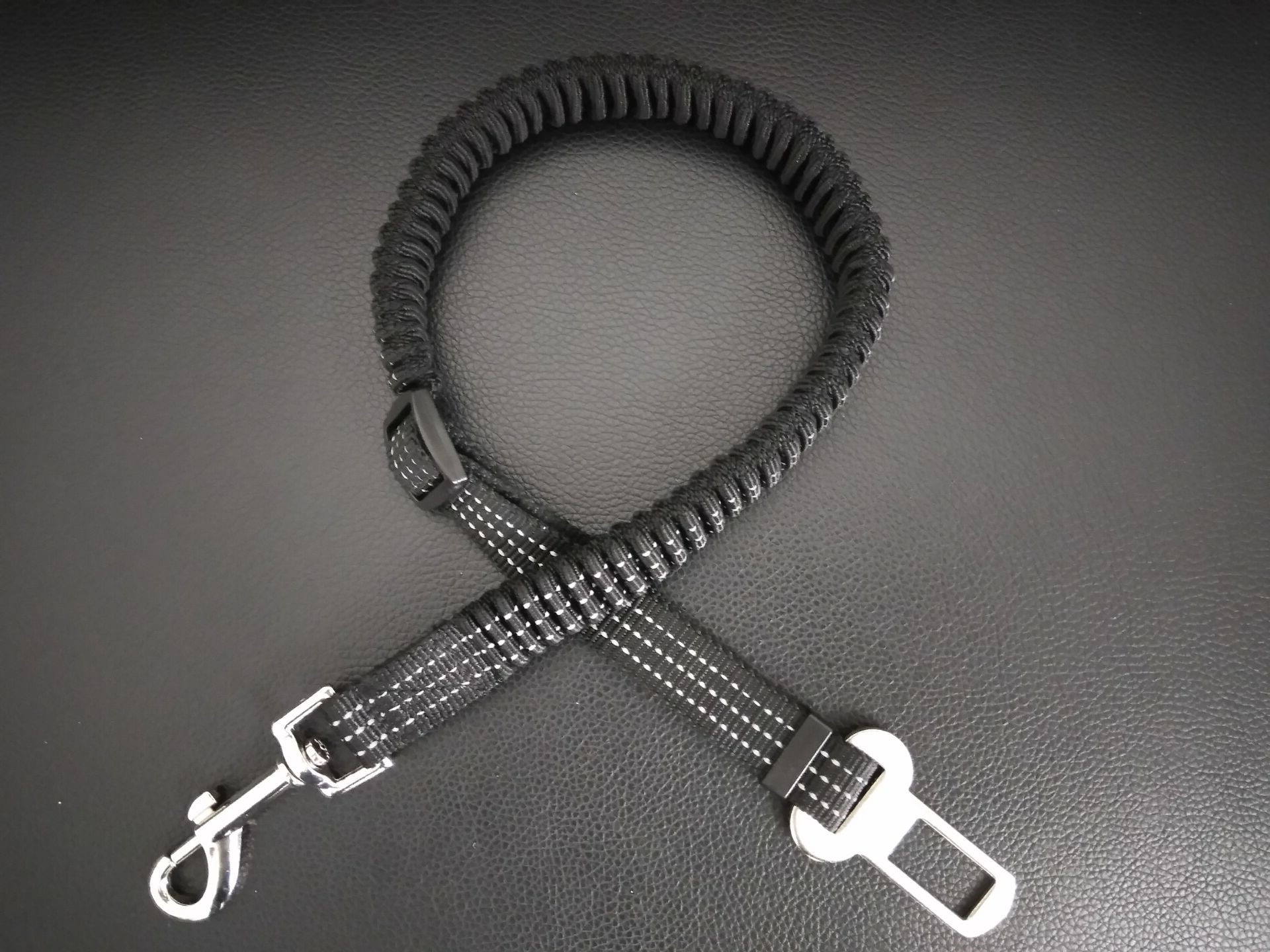 Nice Reflective Pet Car Seat Belt for Going to Vet Hospital