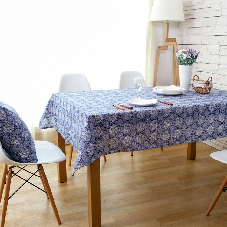 Amazing Bohemian Style Table Cloth for Dining Table Decoration