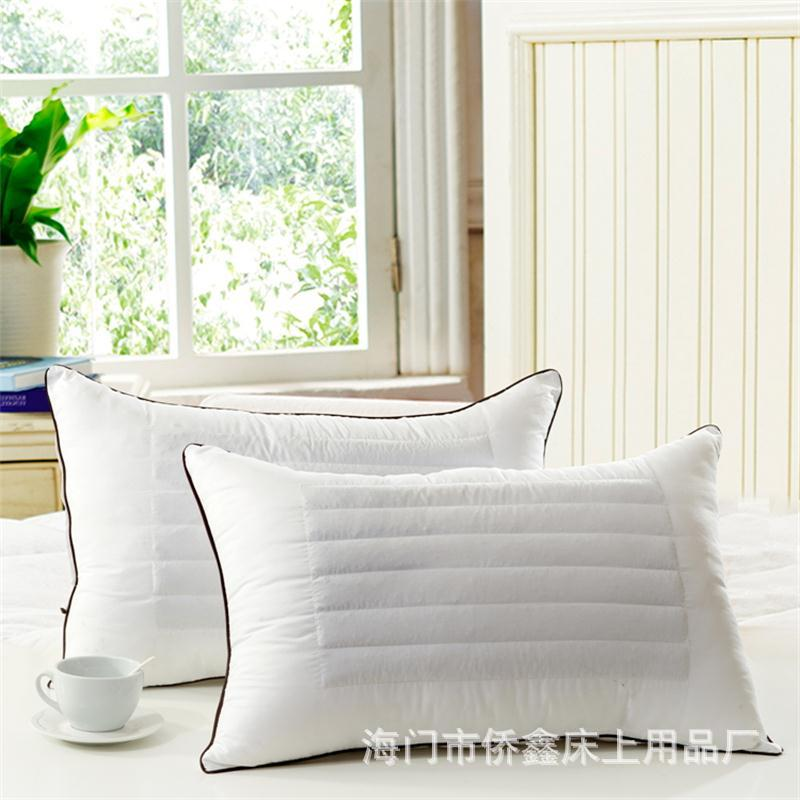 Soft Buckwheat Cassia Dual-Use Pillow for Spine Protection