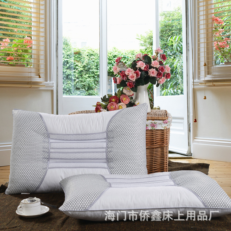 Soft Cassia Seed Pillow for Bedrooms