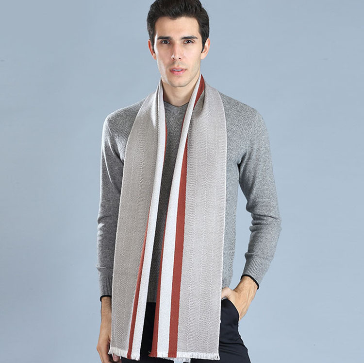High-Quality and Unique Unisex Wool tassels Scarf for Winter Seasons