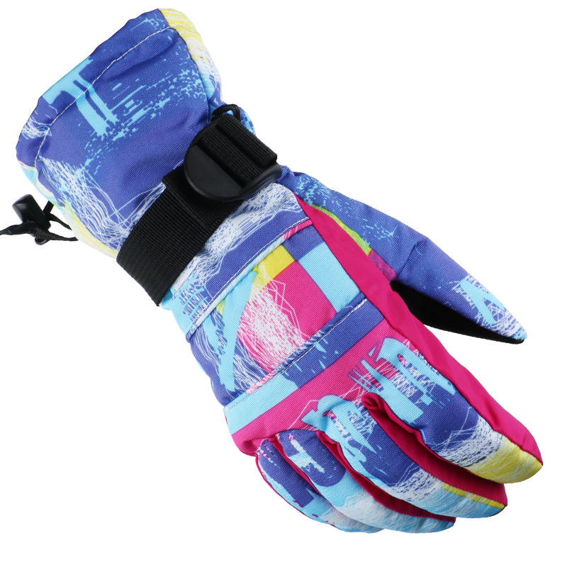 Stylish Gloves for Winter Outdoor Sports