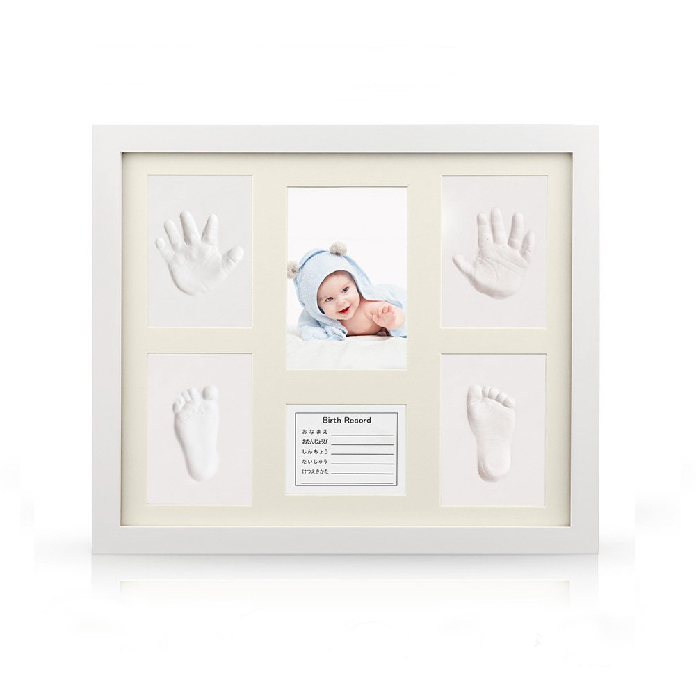 Kinsley Wooden White Photo Frame for Classic Designs