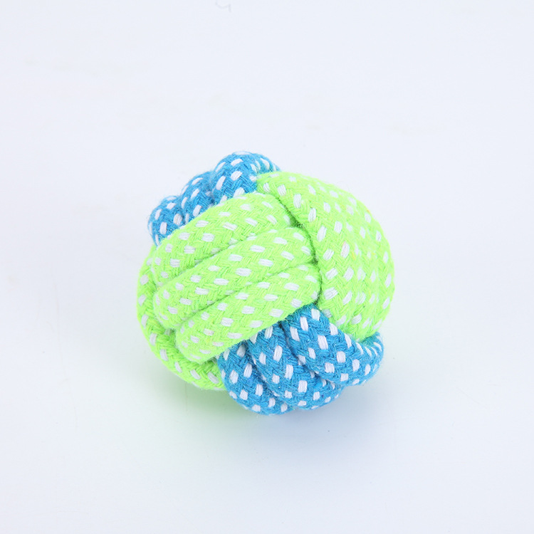 Entertaining Bite-Resistant Pets Ball Toys for Pets Fun Teeth Cleaning