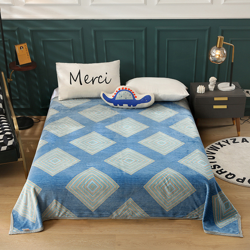 Nia Retro Patterns Blanket Collection