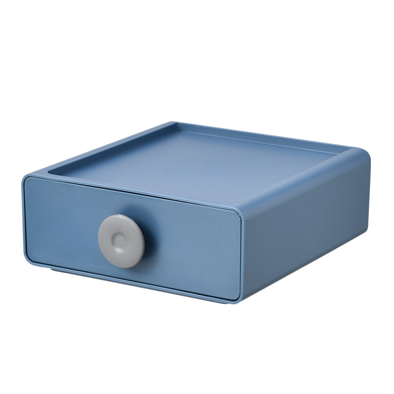 Multi-Functional Japanese Style Plastic Storage Box for Household Use