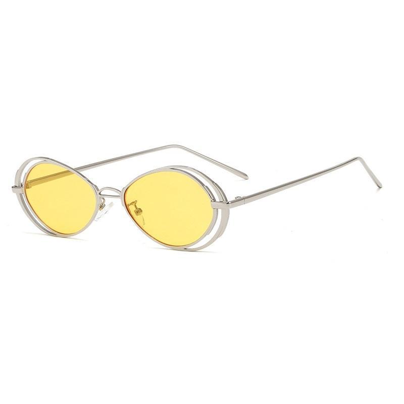 Retro Hollow Sunglasses