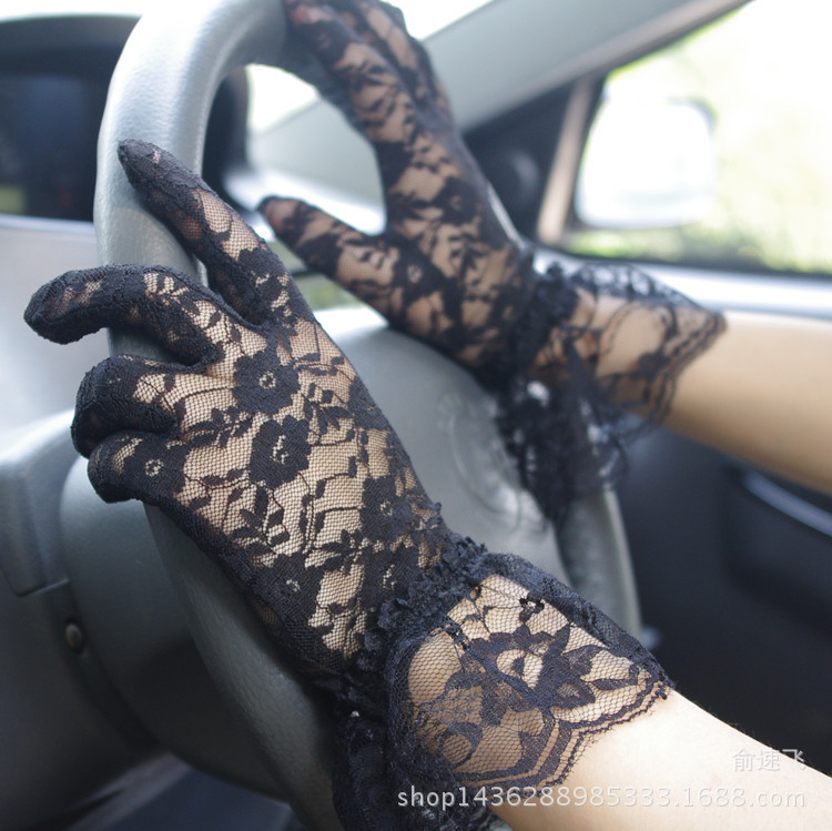Pretty Soft Gloves for Summer Sun Protection