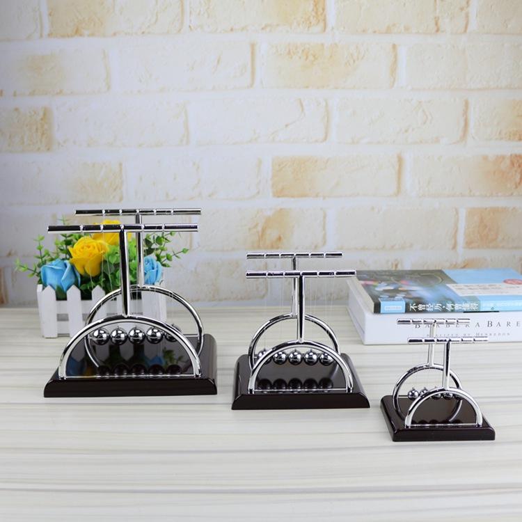 Minimalist Pendulum Swing Ball for Smart Home Decor