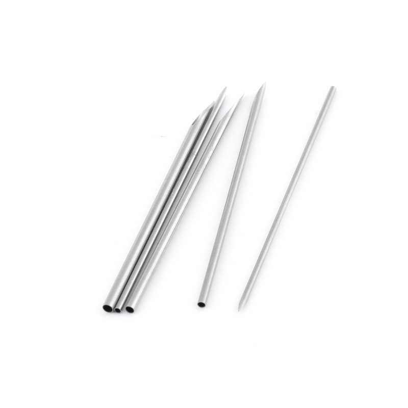 Medical Grade Disposable Well-Packed Piercing Needle for Navel Piercings