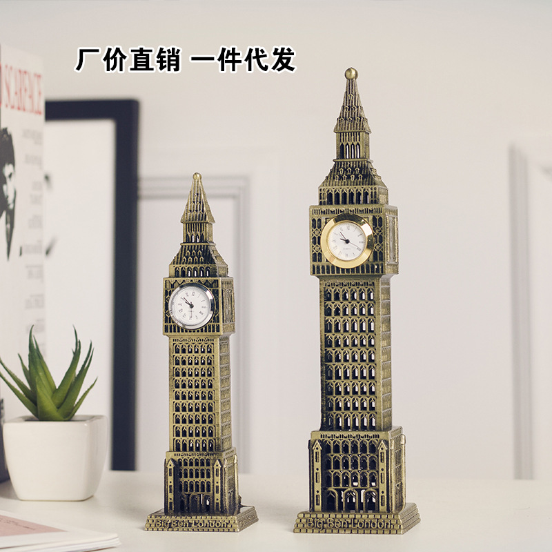 Stunning UK  Themed Desk Ornaments for Office Tables