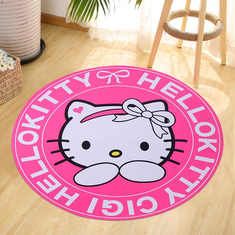 Specially for Children Round Mat