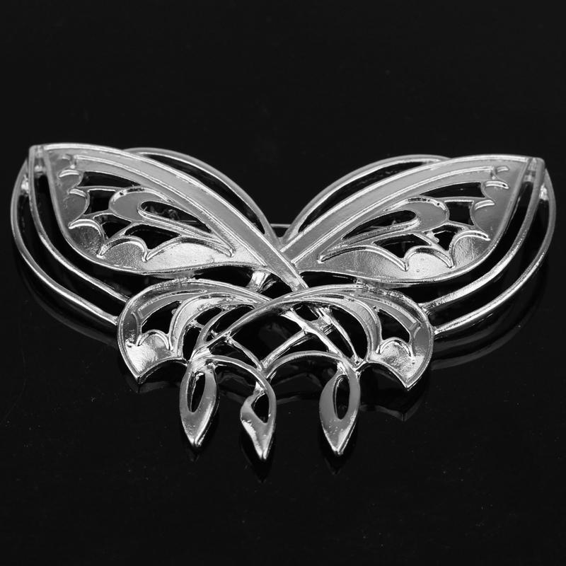 Elegant Butterfly Women's Brooch