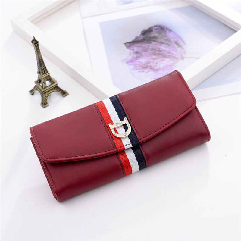 Magnetic Parisian Envelope Wallet for Classy Events
