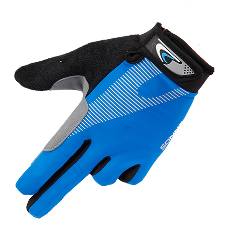 Quality Protective Sunscreen Cycling Gloves for Outdoor Activities