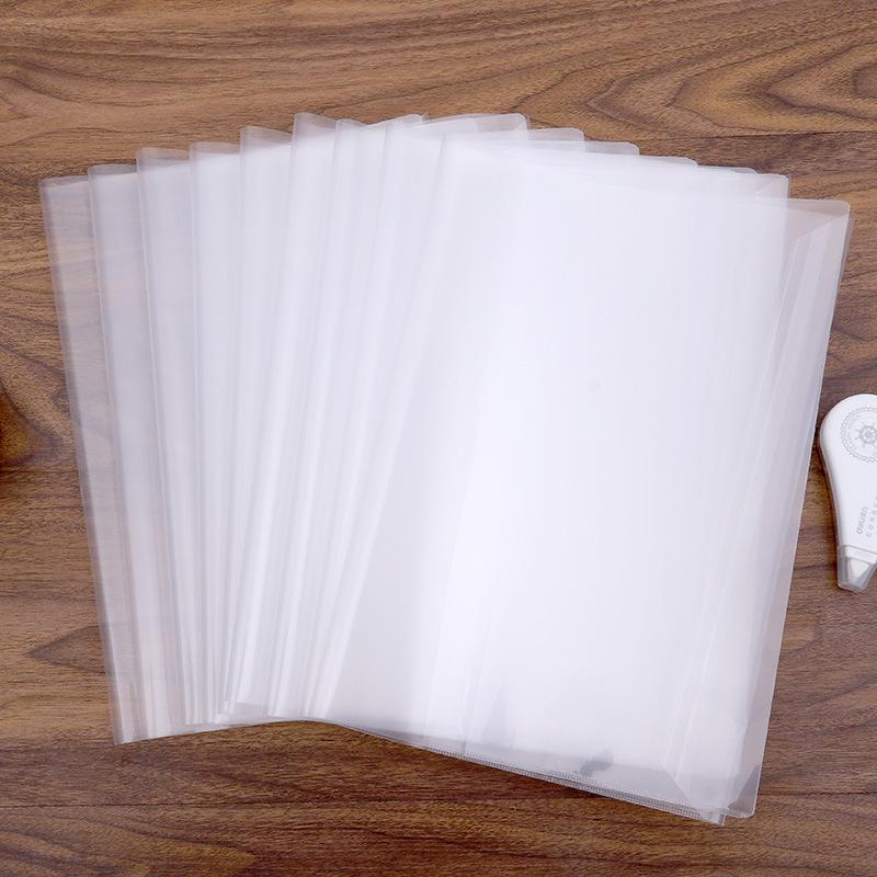 Flexible Plastic Sleeves for Notebooks