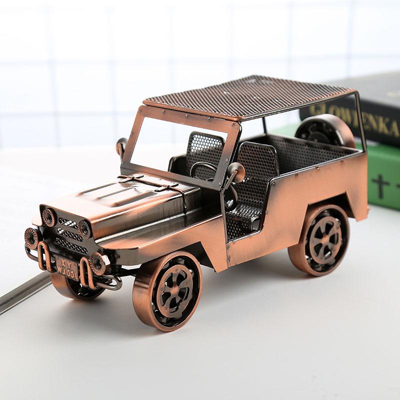 Safari Jeep Model