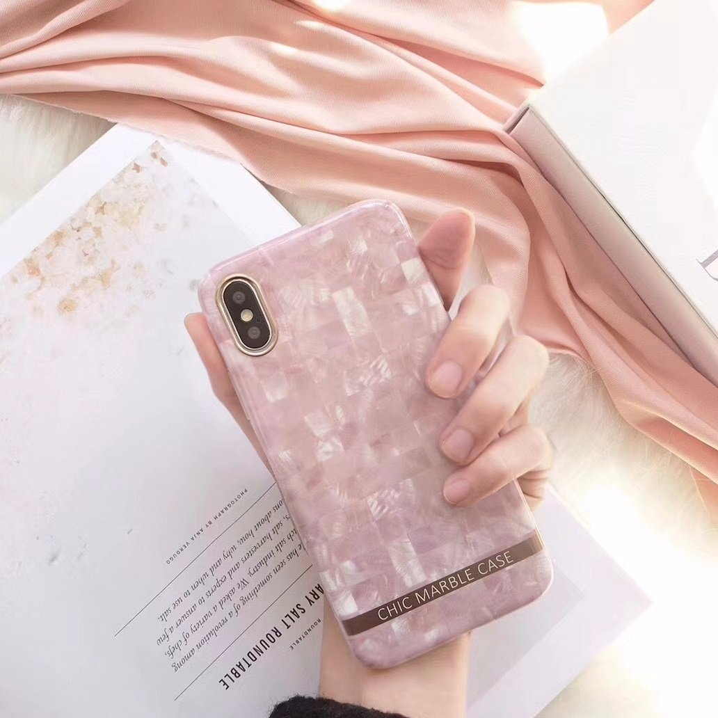 Chic Marble Phone Case