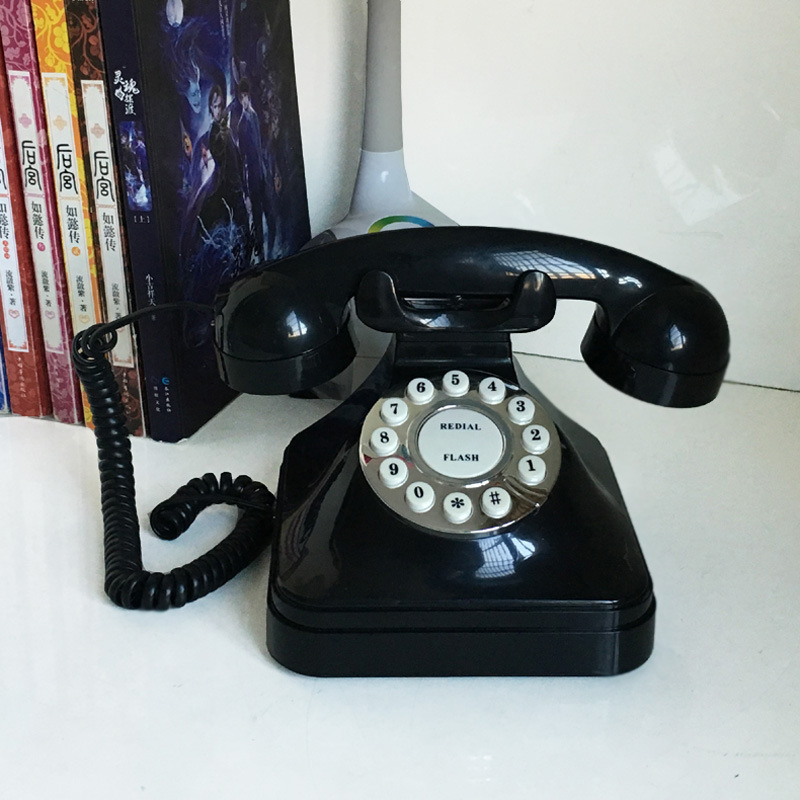 Antique Telephone Prop Decor