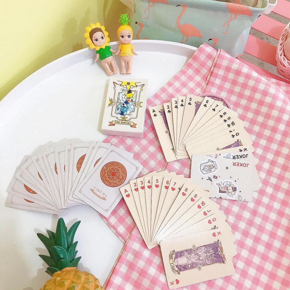 Sakura's Card Game