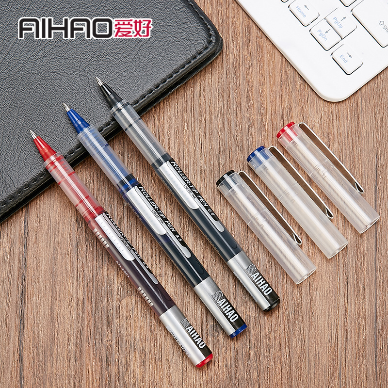 Long-Lasting Thin Line Ball Point for Student and Office Use
