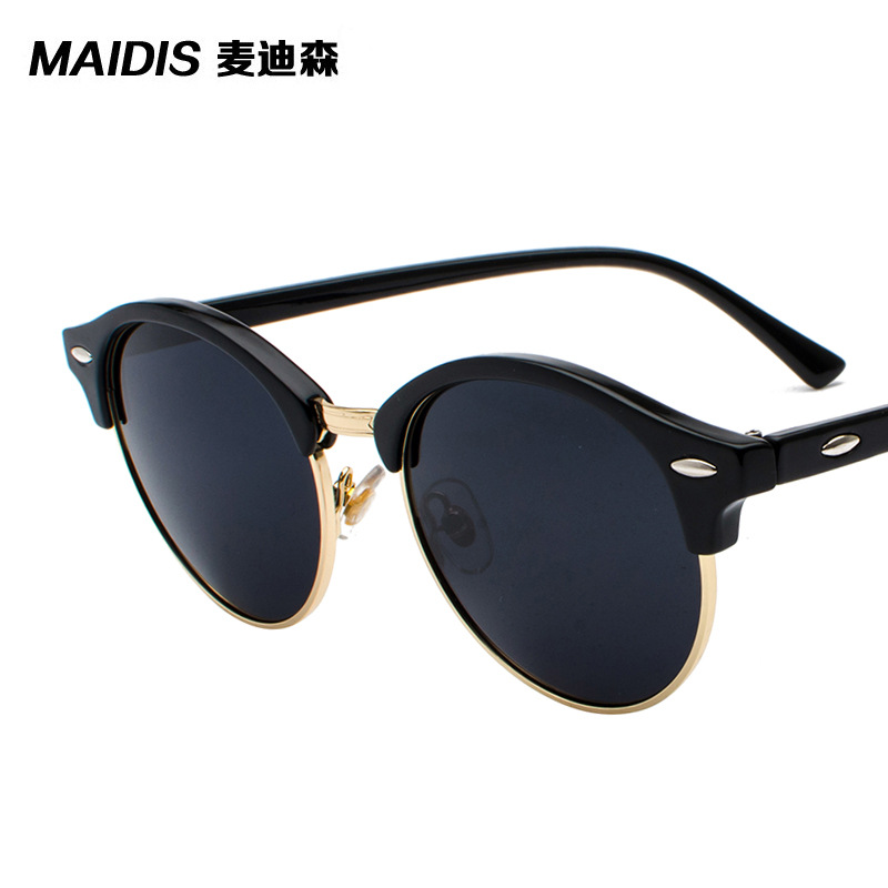 Stylish Polarized Sunglasses for Reducing Sunlight Glare