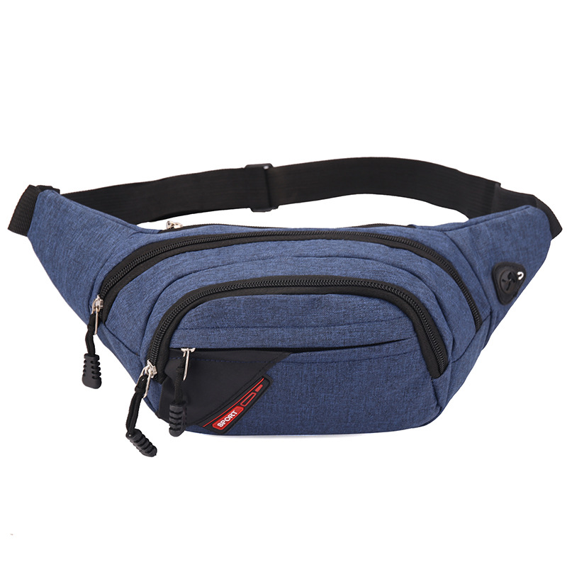 Durable and Multifunctional Belt Bag for Rigorous Sport Activities