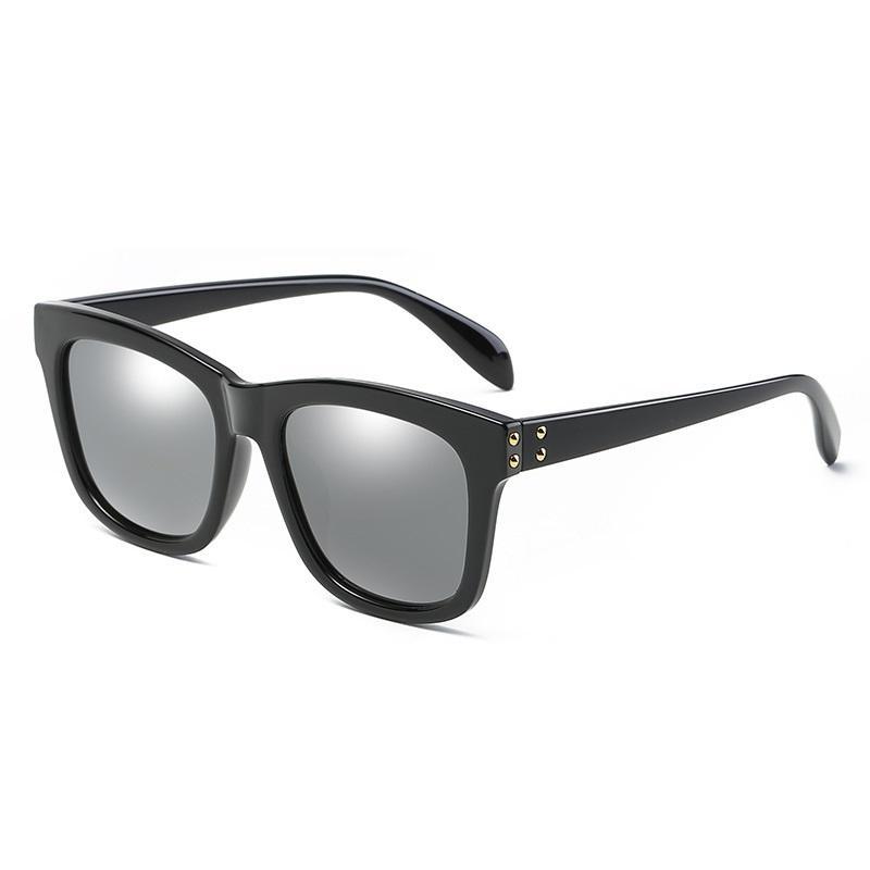 Retro Rivets Sunglasses
