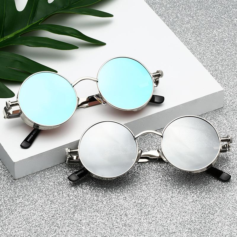 Hipsters' Round Sunglasses