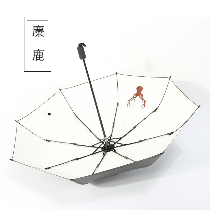Snazzy Foldable Umbrella for Outdoor Errands