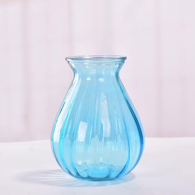 Tianna Translucent Glass Vase