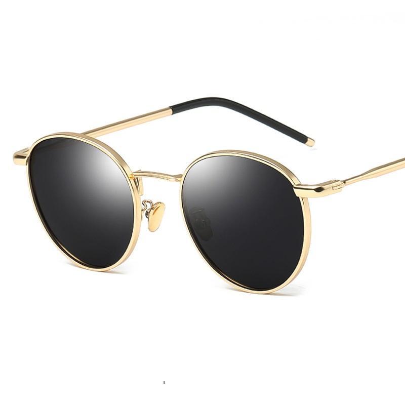 Terrel Round Sunglasses