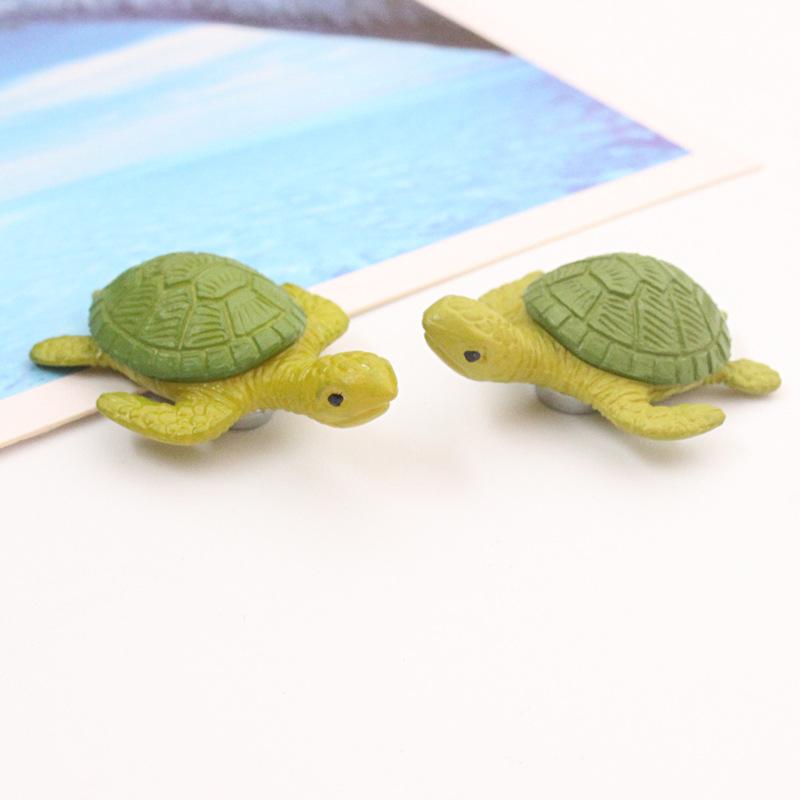 Cute Turtle Fridge Magnets for Home Decor