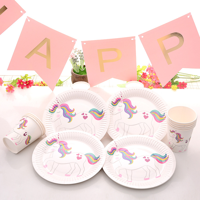 Magical Pony-Themed Party Needs for Daughter's Birthday