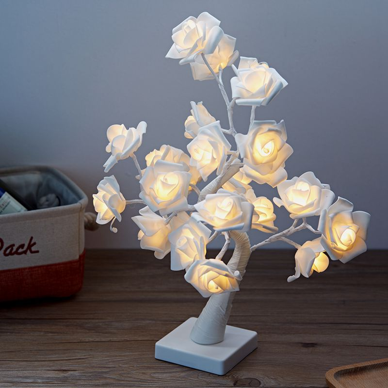 Rose Tree Night Lamp
