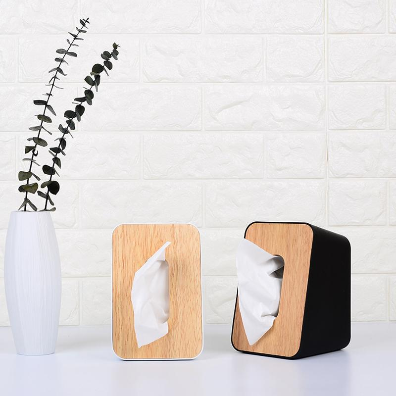 Minimalist Tissue Box Holder